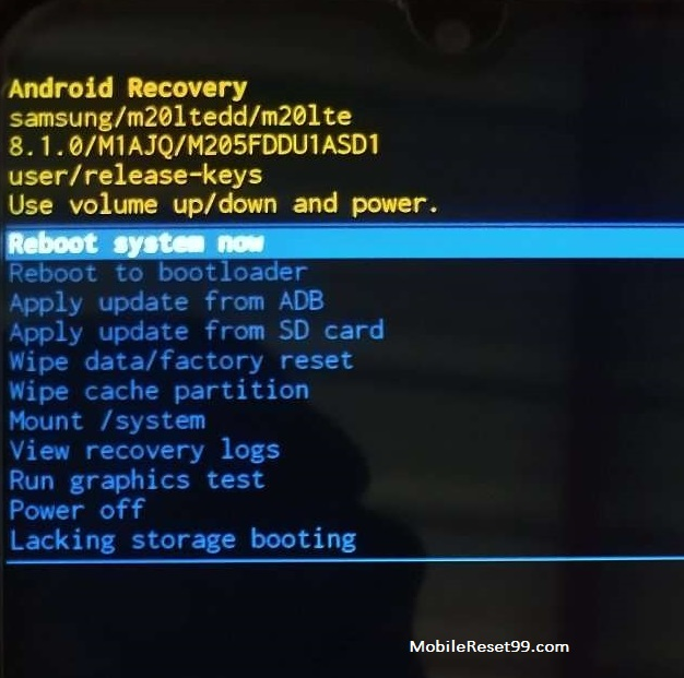 How to Enter Recovery Mode on LG Phone